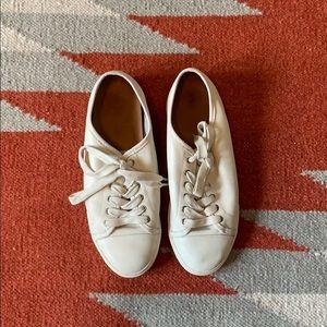 Frye Mindy Leather Sneaker
